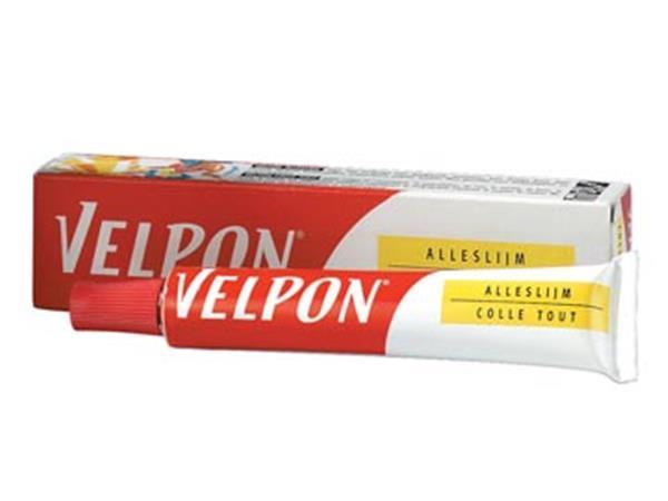 Velpon alleslijm tube van 25 ml