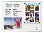 WHITEBOARD LEGAMASTER PREM+ TRENDLINE 90X120 EMAIL