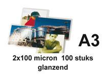 LAMINEERHOES GBC A3 2X100MICRON