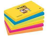 MEMOBLOK 3M POST-IT 655-SSRO 76X127MM RIO