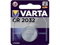 BATTERIJ VARTA CR2032 LITHIUM
