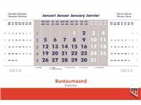 BUREAU-MAANDKALENDER 2020 QUANTORE