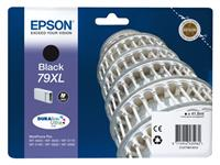 INKCARTRIDGE EPSON T790140 HC ZWART