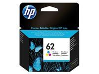 INKCARTRIDGE HP 62 C2P06AE KLEUR