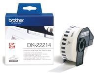 LABEL ETIKET BROTHER DK-22214 12MMX30.48M THERM WT