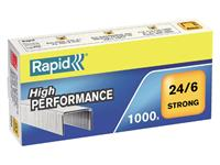 NIETEN RAPID 24/6 GEGALV STRONG 1000ST