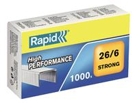 NIETEN RAPID 26/6 GEGALV STRONG 1000ST