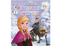 STICKERBOEK DELTAS FROZEN PARADE