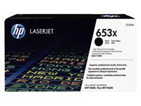 TONERCARTRIDGE HP 653X CF320X 21K ZWART