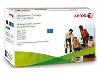 TONERCARTRIDGE XEROX HP CE251A 7.6K BLAUW