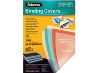 VOORBLAD FELLOWES A3 PVC 200MICRON