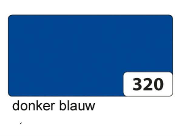 ETALAGEKARTON FOLIA 48X68CM 380GR NR320 DBLAUW