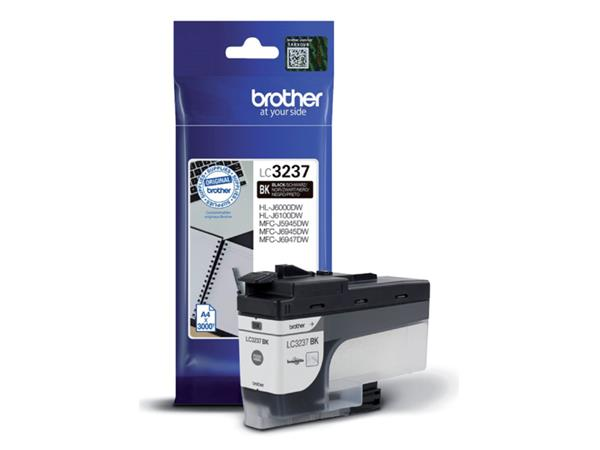 INKCARTRIDGE BROTHER LC-3237 ZWART