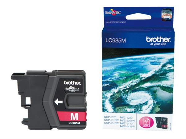 INKCARTRIDGE BROTHER LC-985 ROOD