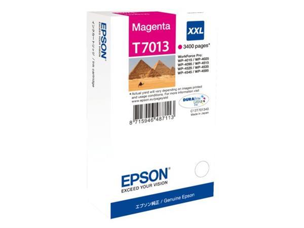 INKTCARTRIDGE EPSON T70134010 HC 3.4K ROOD