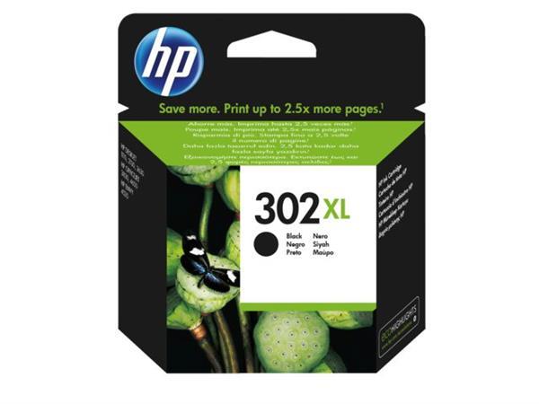 INKCARTRIDGE HP 302XL F6U68AE ZWART