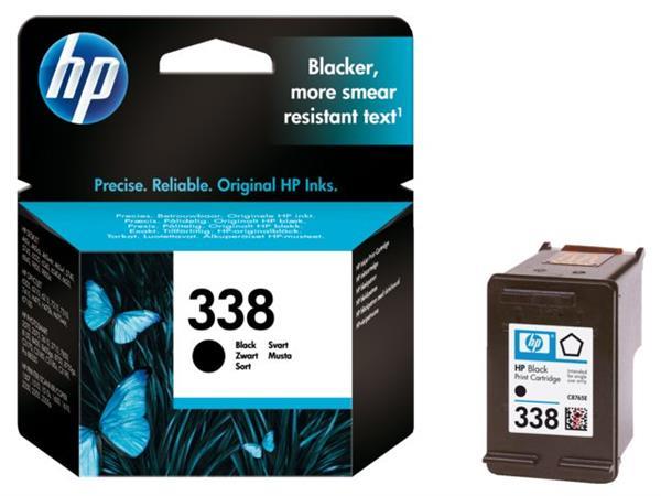 INKCARTRIDGE HP 338 C8765EE ZWART