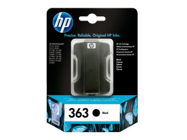 INKCARTRIDGE HP 363 C8721EE ZWART