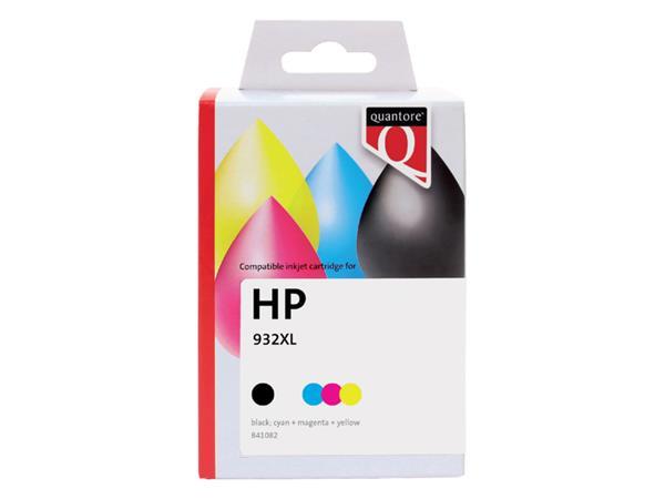 INKCARTRIDGE QUANTORE HP 932XL C2P42AE HC ZW 3 KL