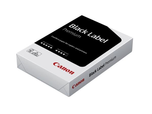 KOPIEERPAPIER BLACK LABEL PREMIUM A4 75GR WIT