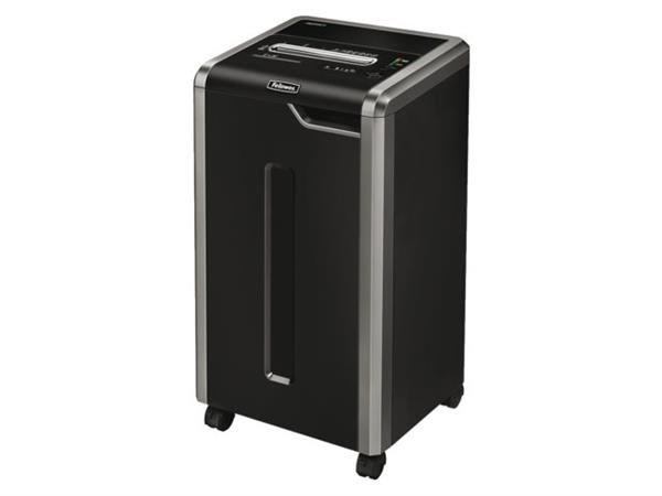 shredder fellowes 325i p2 5 8mm invoer 24vel online. Black Bedroom Furniture Sets. Home Design Ideas