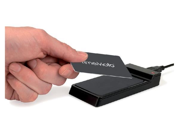 SAFESCAN TIMEMOTO RF-150 USB RFID READER