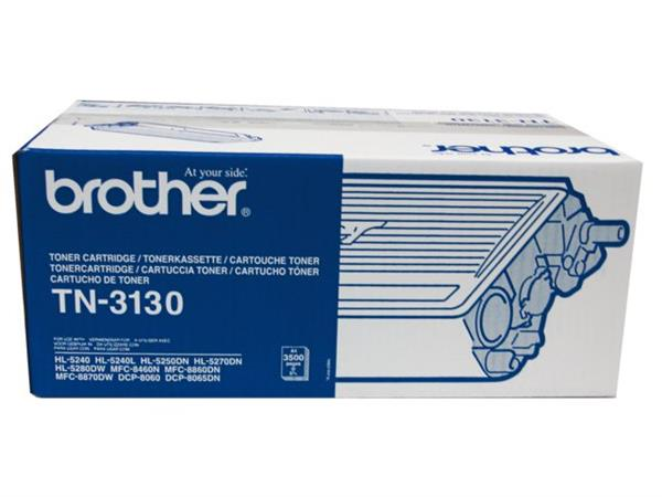 TONER BROTHER TN-3130 3.5K ZWART