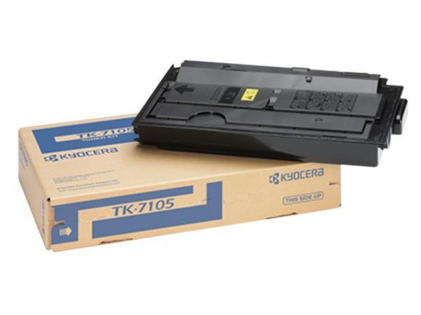 TONER KYOCERA TK-7105 20K ZWART