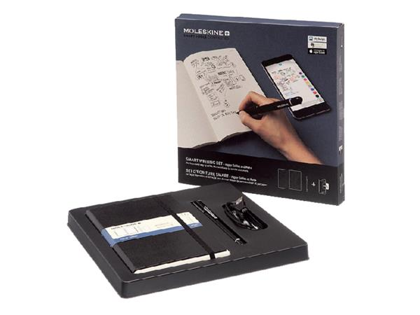 WRITING SET MOLESKINE SMART