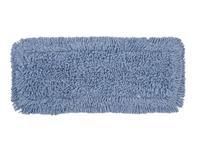 Rubbermaid Commercial Products Katoenen Vlakmop Vlakmop voor natreiniging, blauw, met flappen