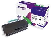 Wecare Gereviseerde Toner, Compatibel met Lexmark E360H21E, Zwart