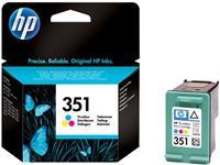 HP 351 Inktcartridge, Kleur