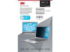 3M™ Privacy filter widescreen PF14.0W9 Laptop, frameless, afm. diagonaal mm: 356, afm. mm: 310x175
