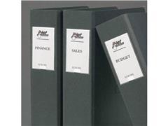 3L Zelfklevende etikethouder 55 x 150 mm (pak 6 stuks)