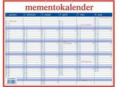 AURORA Mementoplaat Kalender, 420 x 330 mm, Nederlands