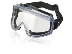 B BRAND Comfort Passende Veiligheidsbril duidelijk (doos 10 stuks)