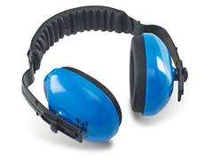 B BRAND On-Ear Superior Gehoorbeschermer, Blauw (doos 10 stuks)