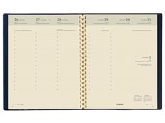 Brepols Timing Interieur met Spiraal, 7 dagen per 2 pagina's