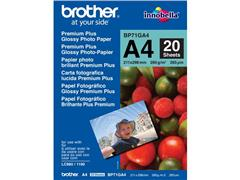 Brother A4 Ink-Jet fotopapier, 260 grams, wit (pak 20 vel)