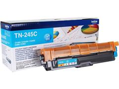 Brother TN-245C Toner, Hoog Rendement, Cyaan