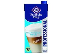Campina Friesche Vlag Houdbare melk halfvol (doos 12 x 1000 milliliter)