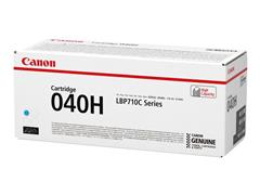 Canon 040H Toner, Single Pack, Cyaan