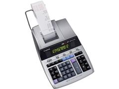 Canon MP1211-LTSC bureau calculator, 12 cijfers, zilver