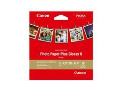 Canon Photo Paper Plus Glossy II PP-201 fotopapier (pak 20 vel)