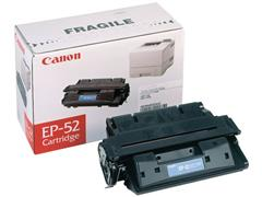 Canon EP-52 Toner, Single Pack, Zwart