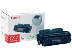 Canon FX-7 Toner, Single Pack, Zwart