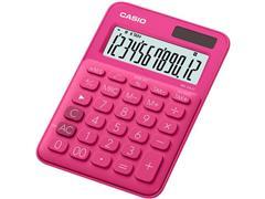 Casio MS-20UC Bureaurekenmachine, 12-Cijferig, Oranje