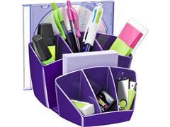 Cep Bureauorganizer Pro Gloss Diep paars