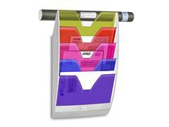 Cep Multicolour wanddisplayrek Afmeting 350 x 120 x h 580mm