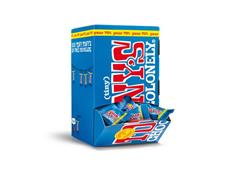 TONY'S CHOCOLONELY® Tiny Tony's, Pure Chocolade, 900 gram (pak 900 gram)